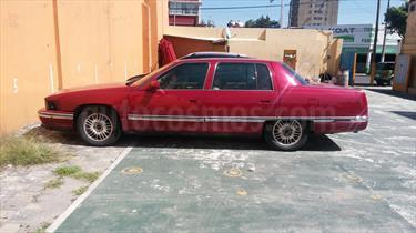 Foto venta Auto Seminuevo Cadillac De Ville Aut (1996) color Rojo precio $39,000