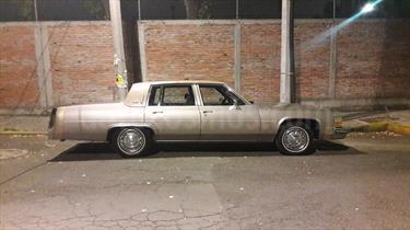 Foto venta Auto usado Cadillac De Ville Aut (1984) color Cafe Claro precio $220,000