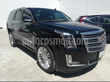 Foto venta Auto Seminuevo Cadillac Escalade ESV Paq P Platinum  (2016) color Negro precio $957,000