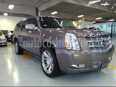 foto Cadillac Escalade ESV Platinum 8 Pasajeros