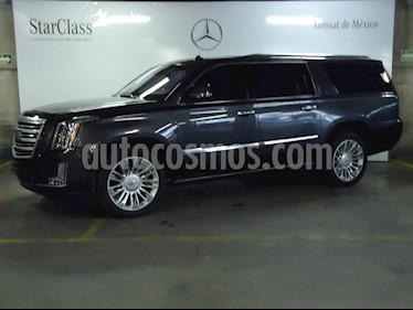 Foto venta Auto Seminuevo Cadillac Escalade ESV Platinum (2016) color Negro precio $1,749,000