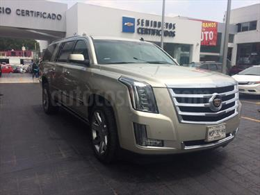 Foto Cadillac Escalade ESV Premium 8 Pasajeros