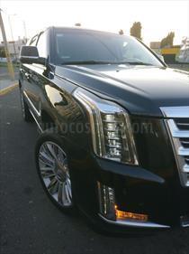 Foto venta Auto Seminuevo Cadillac Escalade Paq P 4x4 Platinum (2016) color Negro precio $1,195,000