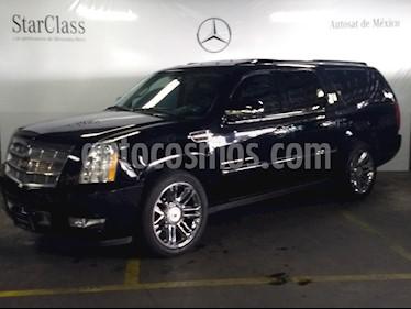 Foto venta Auto Seminuevo Cadillac Escalade Paq P 4x4 Platinum (2013) color Negro precio $499,000