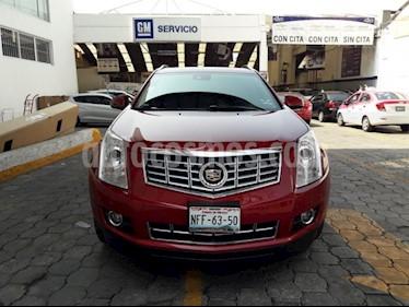 Foto venta Auto Seminuevo Cadillac SRX C (2015) color Rojo precio $369,000