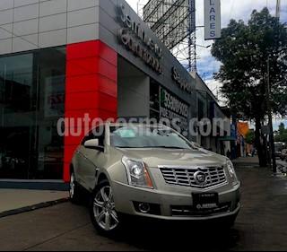 Foto venta Auto Seminuevo Cadillac SRX Luxury (2014) color Champagne precio $358,000