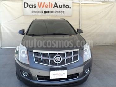 Foto venta Auto Usado Cadillac SRX Premium AWD (2010) color Gris Oscuro precio $199,000