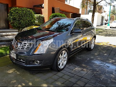 Foto venta Auto usado Cadillac SRX Premium AWD (2013) color Gris Oscuro precio $319,000