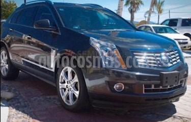 Foto venta Auto usado Cadillac SRX Premium (2015) color Negro precio $380,000
