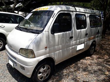 Foto venta Carro usado Chana Star Van Pasajeros Lujo 1.0L 8 Pas (2008) color Blanco precio $20.000.000