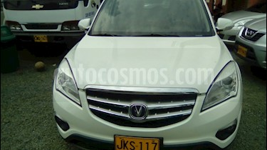 Foto venta Carro Usado Changan CS35 1.6 Luxury Aut (2017) color Blanco precio $38.000.000