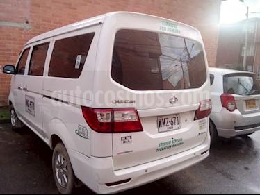 Foto venta Carro usado Changan Mini Van 1.3L Pasajeros (2016) color Blanco Perla precio $37.000.000