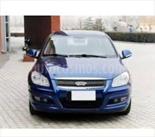 Foto venta carro usado Chery Grand Tiggo 2.0L GLS CVT (2018) color Azul precio BoF160.000.000