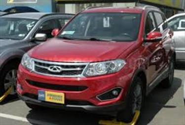 Foto venta carro usado Chery Grand Tiggo 2.0L GLS CVT (2017) color Rojo Metalizado precio BoF150.000.000