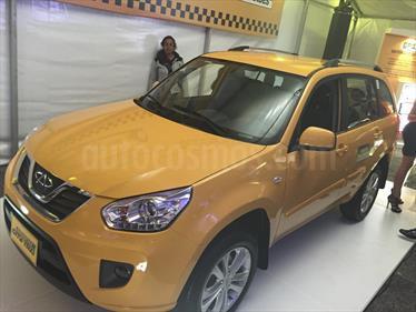 Foto venta carro usado Chery Grand Tiggo 2.0L GLS CVT (2016) color Amarillo precio BoF85.000
