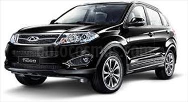 Foto venta carro usado Chery Grand Tiggo 2.0L GLS CVT (2016) color Negro precio BoF38.000.000