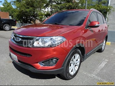 Foto venta carro usado Chery Grand Tiggo 2.0L GLS CVT (2017) color Rojo precio BoF800.000.000