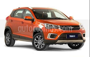 Foto venta carro Usado Chery Grand Tiggo 2.0L GLS CVT (2018) color Naranja precio BoF150.000