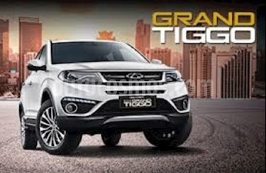 Foto venta carro Usado Chery Grand Tiggo 2.0L GLS CVT (2018) color Blanco precio BoF120.000