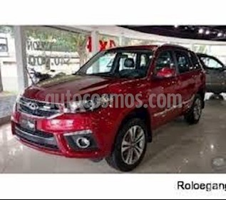 Foto venta carro Usado Chery Grand Tiggo 2.0L GLS CVT (2018) color Rojo Metalizado precio BoF480.000