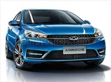 Foto venta carro usado Chery Orinoco 1.8L (2017) color Azul Asthenes precio BoF125.000.000