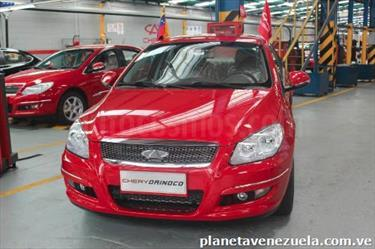Foto venta carro usado Chery Orinoco 1.8L (2016) color Rojo Pasion precio BoF85.000.000