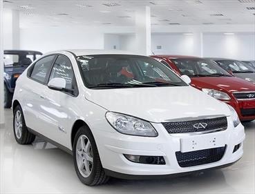 Foto venta carro usado Chery Orinoco 1.8L (2016) color Blanco precio BoF18.000.000