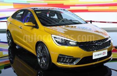 Foto venta carro Usado Chery Orinoco 1.8L (2017) color Amarillo Mostaza precio u$s22.500