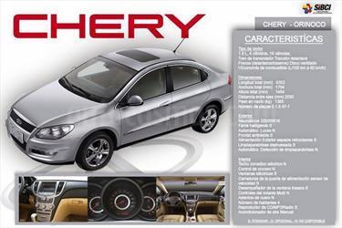 Foto venta carro usado Chery Orinoco 1.8L (2016) color A eleccion precio BoF44.451.000