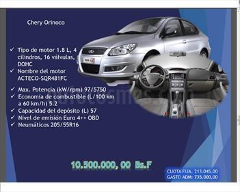 Foto venta carro usado Chery Orinoco 1.8L (2017) color A eleccion precio BoF10.500.000