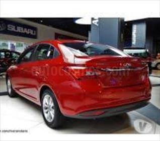 Foto venta carro Usado Chery Orinoco 1.8L (2018) color Rojo Pasion precio u$s150.000.000