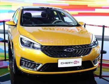 Foto venta carro usado Chery Orinoco 1.8L (2017) color Amarillo precio BoF100.000.000