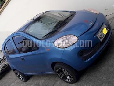 Foto venta Auto usado Chery Q 1.0L Full  (2017) color Azul precio u$s9.200