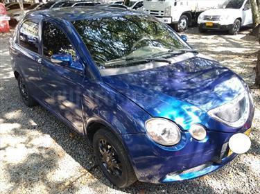 Chery QQ 3 SE  usado (2011) color Azul Egeo precio $15.000.000