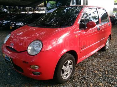 Chery QQ 3 ST  usado (2008) color Rojo Aden precio $11.500.000