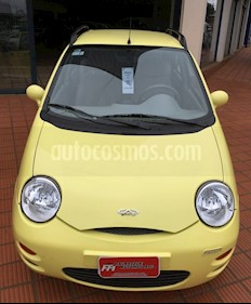Foto venta Auto Usado Chery QQ Confort (2015) color Amarillo precio $199.000