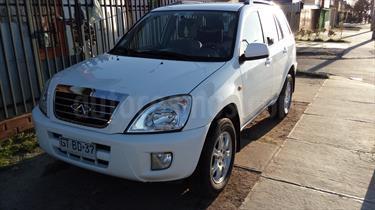 Foto venta Auto usado Chery Tiggo 1.6   (2014) color Blanco precio $5.500.000