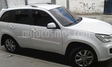 Foto venta Carro Usado Chery Tiggo 1.6L 4x2 (2015) color Blanco precio $28.500.000