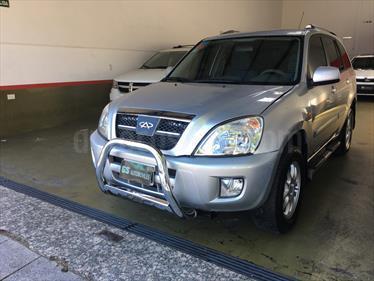 Foto venta Auto Usado Chery Tiggo 2.0 4x2 Confort (2011) color Gris precio $200.000