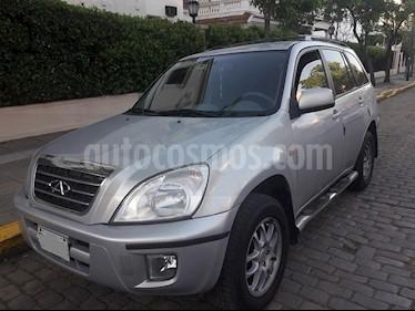 Foto venta Auto Usado Chery Tiggo 2.0 4x2 Confort (2010) color Plata precio $189.900