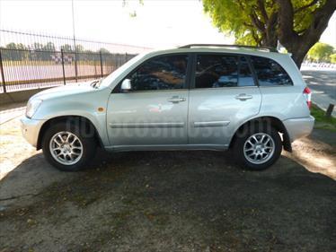 Foto venta Auto Usado Chery Tiggo 2.0 4x4 (2010) color Gris Platino precio $250.000