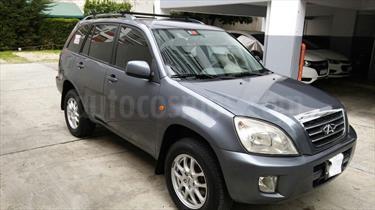 Foto venta Auto Usado Chery Tiggo 2.0 (2011) color Acero precio $170.000