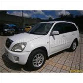 Foto venta carro usado Chery Tiggo 2.4L (2003) color Blanco precio BoF30.000.000