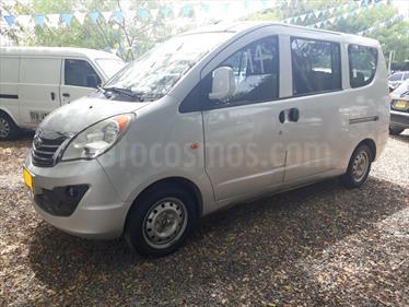 Foto venta Carro Usado Chery Van Pass2 1.5 (2014) color Plata precio $27.000.000
