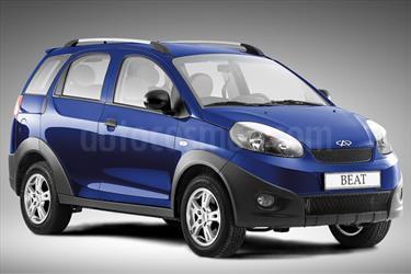 Foto venta carro usado Chery X1 1.3L (2016) color Azul precio BoF32.000.000