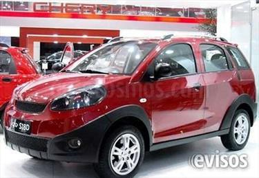 Foto venta carro usado Chery X1 1.3L (2016) color Rojo precio BoF11.400.000