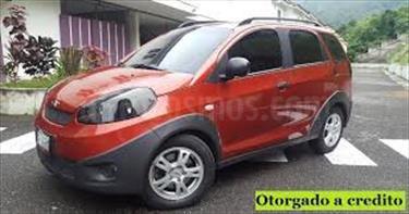 Foto venta carro usado Chery X1 1.3L (2017) color Rojo precio BoF52.000.000