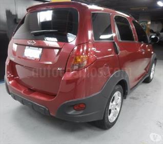 Foto venta carro usado Chery X1 1.3L (2015) color Rojo precio BoF196.560.000