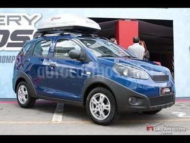 Foto venta carro usado Chery X1 1.3L (2016) color Azul Camaleon precio BoF61.000.000