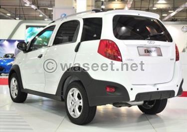 Foto venta carro usado Chery X1 1.3L (2016) color Blanco precio BoF15.960.000